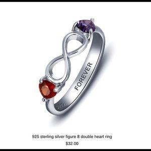 Jewelry - Infinity Rings  www.butterflyfifthavenue.com